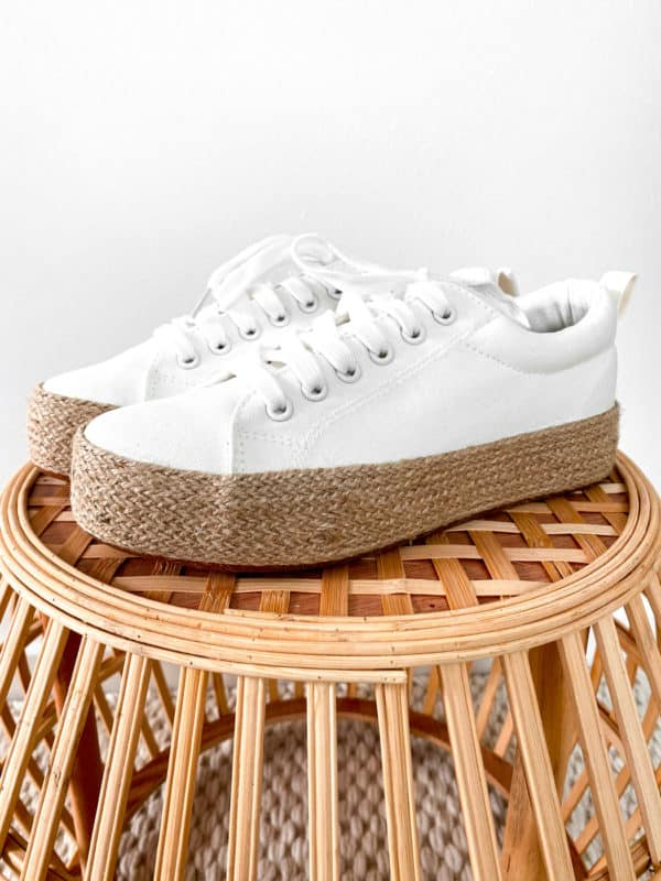 Vazzola Fashion Online Shop - canvas sneaker 6