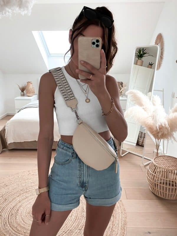 Staps für Gürteltaschen - Im Vazzola Fashion Onlineshop