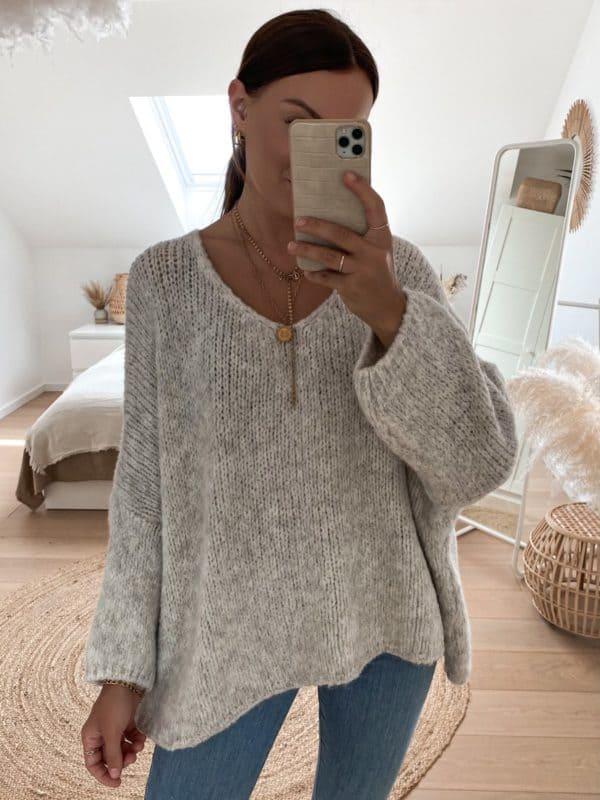 Kuscheliger Cardigan für Damen - Vazzola Fashion Onlineshop